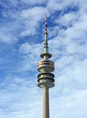 The Olympic Tower (Olympiaturm), Munich, Germany — Stockfoto