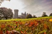Penrhyn Castle in Wales, United Kingdom, series of Walesh castles — ストック写真