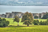 Famous Beaumaris Castle in Anglesey, North Wales, United Kingdom, series of Walesh castles — Stock Photo