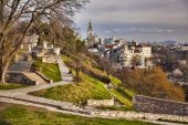 Belgrade capital city of Serbia — Stock Photo