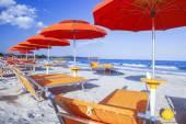 Beautiful ocean coastline in Costa Smeralda, Sardinia, Italy — Stock Photo