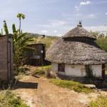 Traditional Ethiopian house. Karat Konso. Ethiopia. — Stock Photo #51900199