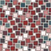 Geometric seamless background — Stock Photo