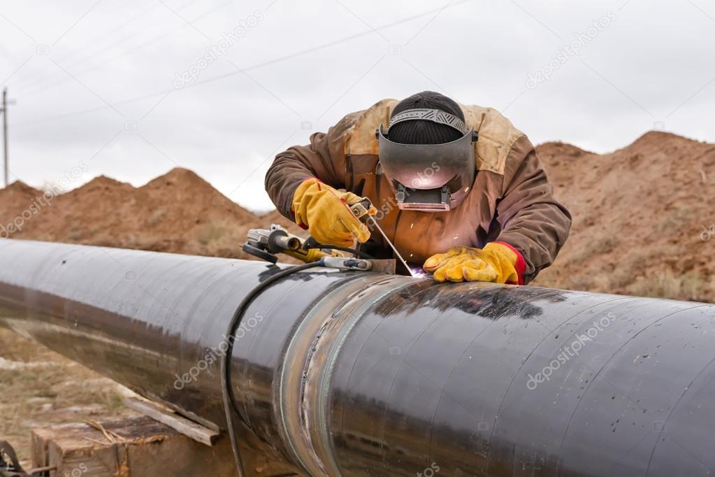 Строительство газовой сети