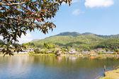 Ban Rak Thai (the Thai-loving village) — Stock Photo