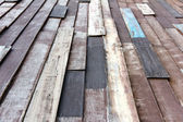 Old wooden colored wall texture — Stock Photo