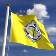 Anchorage City flag — Stock Photo #57521149