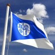 Minneapolis City flag — Stock Photo #57521579
