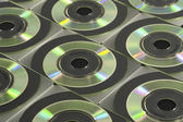 Business Card CD-Rom — Stock Photo