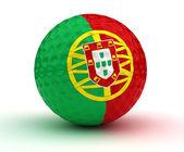 Portuguese Golf Ball — Стоковое фото