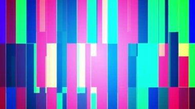Broadcast Twinkling Bars 05 — Stock Video