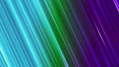 Broadcast Back Slant Hi-Tech Lines 02 — Stock Video