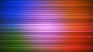 Broadcast Horizontal Hi-Tech Lines 07 — Stock Video