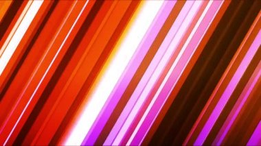 Broadcast Twinkling Slant Hi-Tech Bars 04 — Stock Video