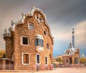 スペイン バルセロナのグエル公園 — ストック写真