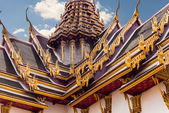 Phra Thinang Dusit roof — Stock Photo