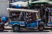 Tuktuk — Stockfoto