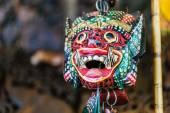Demon mask — Stock Photo