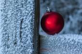 Cold christmas — Stock Photo