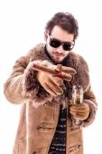 I want you in the party — Stock Photo