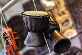 Thai drum — Stock Photo