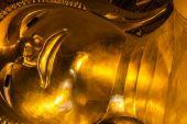 Uzanmış buddha detay — Stok fotoğraf