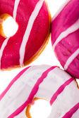 Donuts detail — Stockfoto