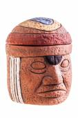 Olmec Idol — Stock Photo