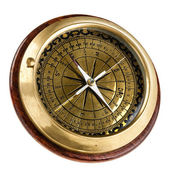 Desk Compass — Stock Photo