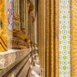 Decorations in wat phra kaew — Stock Photo #58752887