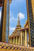 Wat Phra Kaew view — Stock Photo