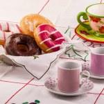 Tasty breakfast — Stock Photo #59935209
