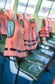 Life vests — Stock Photo