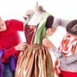 Working Dressmakers — Stock Photo #66242581