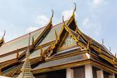 Temple roofs — Stock Photo
