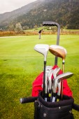 Golf equipment — Stock Photo