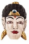 Indonesian mask — Stock Photo