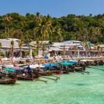 Phi Phi island harbor — Stock Photo #71057207