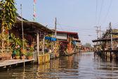 Ratchaburi town — Stock Photo