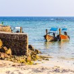Peaceful andaman sea — Stock Photo #72227565