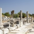 The ruins of the ancient city of Ephesus, located on the territory of modern Turkey — Stock Photo #51802547