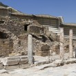 The ruins of the ancient city of Ephesus, located on the territory of modern Turkey — Stock Photo #51802605