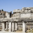 The ruins of the ancient city of Ephesus, located on the territory of modern Turkey — Stock Photo #51802657