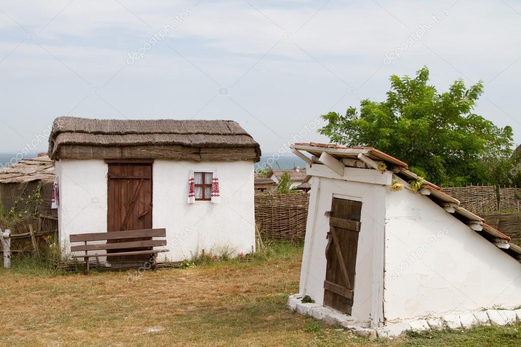 Погреб в деревне фото