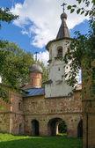 Kerk van st. Michaël, de aartsengel en kerk van de annunciati — Stockfoto