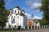 Catedral de São Nicolau, veliky novgorod — Fotografia Stock