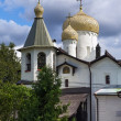 Постер, плакат: Churches of St Philip and St Nicholas Veliky Novgorod