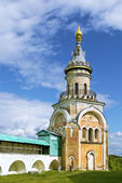 Monastery of Sts. Boris and Gleb, Torzhok — Stock Photo