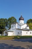 Church of the Resurrection of Christ, Pskov — Stock Photo