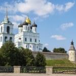 The Krom or Kremlin in Pskov, Russia — Stock Photo #53147381
